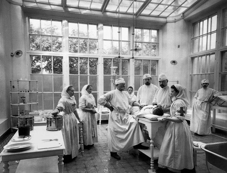 Республиканская клиническая больница в грозном